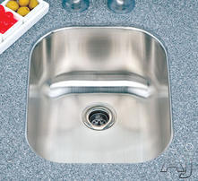 Houzer Single Bowl Kitchen/Bar Sink CS14071