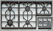 """Wolf 36"""" Gas Cooktop CT36G"""