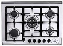 """Verona 30"""" Sealed Burner Cooktop CTG532F"""