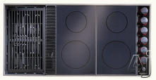 "Jenn-Air 45"" Modular Electric Cooktop CVEX4370"