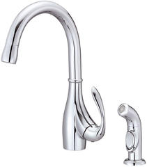 Danze Kitchen Cast Spout Faucet D405046x