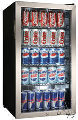 Danby Freestanding Beverage Center DBC128BLS