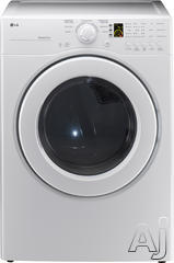 LG Front Load Gas Dryer DLG2141W