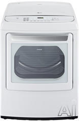 LG SteamDryer 7.3 Cu. Ft. Gas Front Load Dryer DLGY1702