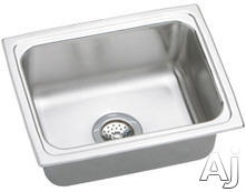 Elkay Single Bowl Kitchen Sink DLFRQ251912