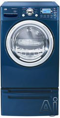 LG SteamDryer 7.3 Cu. Ft. Gas Front Load Dryer DLGX8388NM