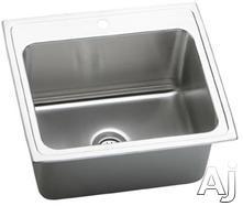 Elkay Single Bowl Kitchen Sink DLR2522104