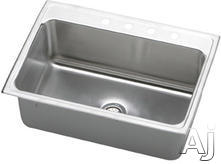 Elkay Single Bowl Kitchen Sink DLR312212