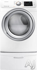 Samsung Front Load Electric Dryer DV42H5200EW