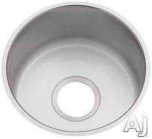 Elkay Single Bowl Kitchen/Bar Sink DXUH12FB