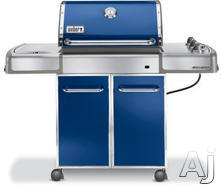 Weber Freestanding Liquid Propane Barbecue Grill 3758001