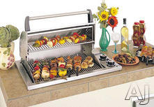 Fire Magic Built In Barbecue Grill 3CS1S1A