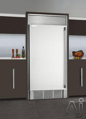 Electrolux Built In Upright Freezer E32AF75FPS