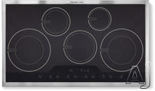"""Electrolux ICON Designer 36"""" Electric Cooktop E36IC80ISS"""