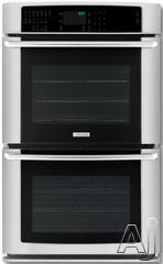 """Electrolux IQ-Touch 27"""" Double Electric Wall Oven EI27EW45K"""