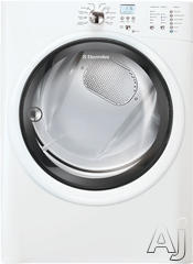 Electrolux IQ-Touch 8 Cu. Ft. Gas Front Load Dryer EIGD50LIW