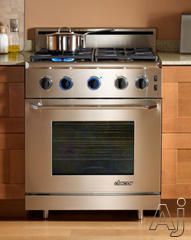 "Dacor 30"" Freestanding Gas Range ER30GSCH"