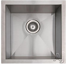 Empire Industries Single Bowl Bar Sink ES1717