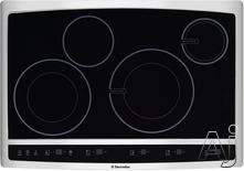 "Electrolux 30"" Smoothtop Electric Cooktop EW30CC55G"