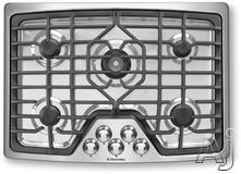 """Electrolux 30"""" Sealed Burner Gas Cooktop EW30GC60IS"""