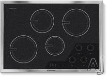 """Electrolux Wave-Touch 30"""" Electric Cooktop EW30IC60I"""
