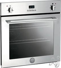 "Bertazzoni 24"" 24"" Single Electric Wall Oven F6M9PX"