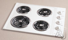 "Frigidaire 24"" Electric Cooktop FEC26C2AS"