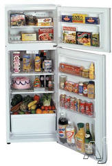 Summit Freestanding Top Freezer Refrigerator FF1110W