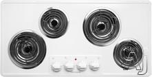 "Frigidaire 36"" Coil Electric Cooktop FFEC3603LW"