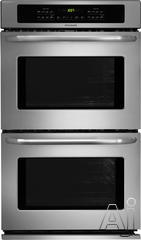 """Frigidaire 27"""" 27"""" Double Electric Wall Oven FFET2725PS"""