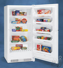 Frigidaire Freestanding Upright Freezer FFU1764FW