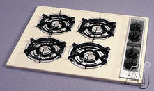 "Frigidaire 24"" Open Burner Gas Cooktop FGC26C3A"