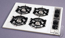 "Frigidaire 24"" Open Burner Gas Cooktop FGC26C3AW"
