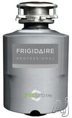 Frigidaire Professional 1 HP Continuous Feed Waste Disposer FPDI103DMS