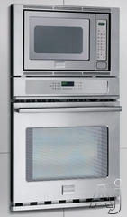 "Frigidaire Professional 27"" Double Electric Combination Wall Oven FPMC2785PF"