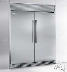 Frigidaire Freestanding Full Refrigerator Refrigerator FPRH17D7KF