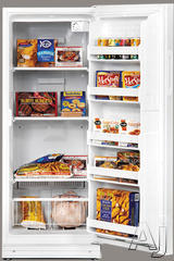 Woods Freestanding Upright Freezer FU12W
