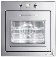 "Smeg 24"" 24"" Electric Wall Oven FU675"