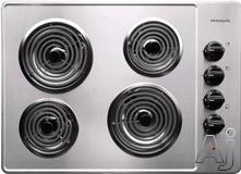 "Frigidaire 30"" Coil Electric Cooktop FFEC3005L"