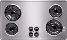 "Frigidaire 36"" Coil Electric Cooktop FFEC3605L"