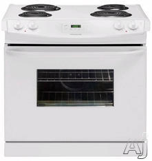 "Frigidaire 30"" Drop-In Electric Range FFED3005LW"