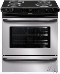 "Frigidaire 30"" Slide-In Electric Range FFES3015L"