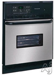 "Frigidaire 24"" 24"" Single Electric Wall Oven FFEW2425LS"
