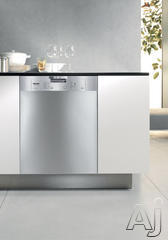 "Miele Futura Classic Plus 24"" Tall-Tub Dishwasher G4205SC"