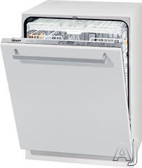 "Miele Futura Crystal 24"" Tall-Tub Dishwasher G5285SCVI"