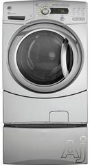 GE 4.1 Cu. Ft. Front Load Washer GFWH2400L