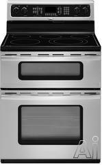 "Whirlpool 30"" Freestanding Electric Range GGE350LW"