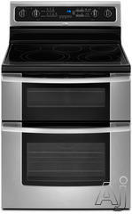 "Whirlpool 30"" Freestanding Electric Range GGE390LX"
