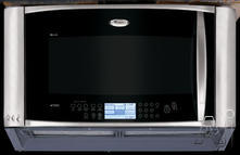Whirlpool Gold 2 Cu. Ft. Over-The-Range Microwave GH7208XRS