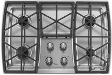 "Whirlpool 30"" Sealed Burner Gas Cooktop GLS3074VS"